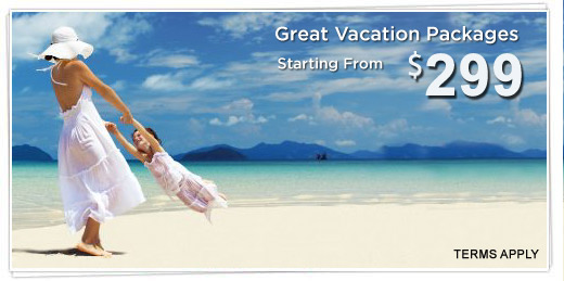 7 Great Vacations - $299
