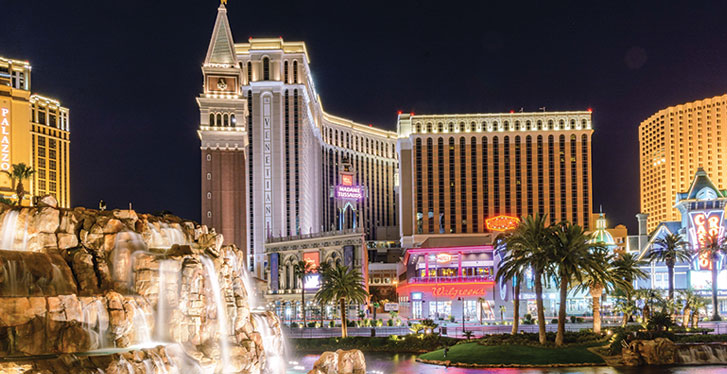 Las Vegas, Nevada Vacation Packages