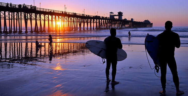 Oceanside, California Vacation Packages