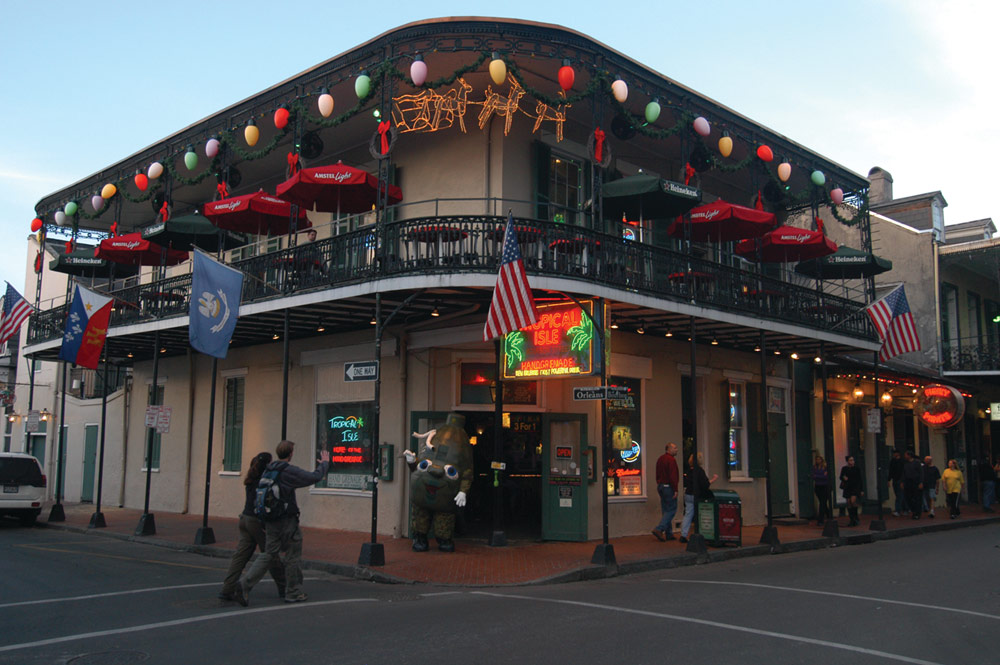 Discount Vacation Packages To New Orleans
