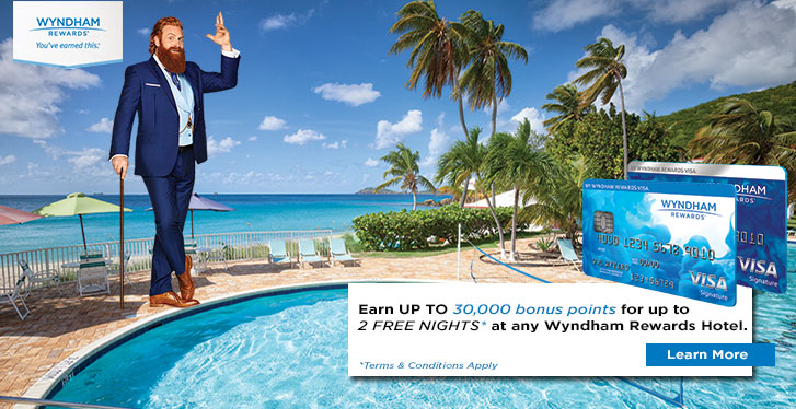 Wyndham Rewards Visa