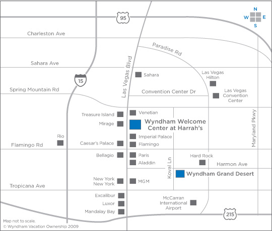 Wyndham Trips - Welcome Center Maps & Travel Directions