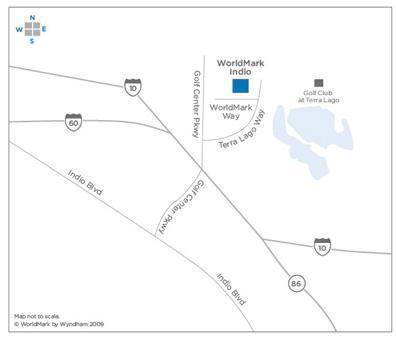 Wyndham Trips - Welcome Center Maps & Travel Directions - Indio, CA